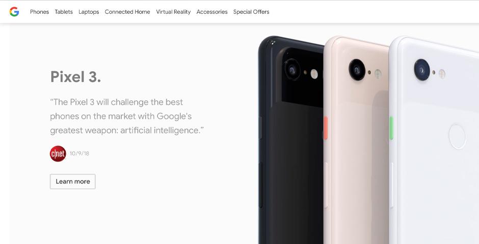 Nominee - Google Store