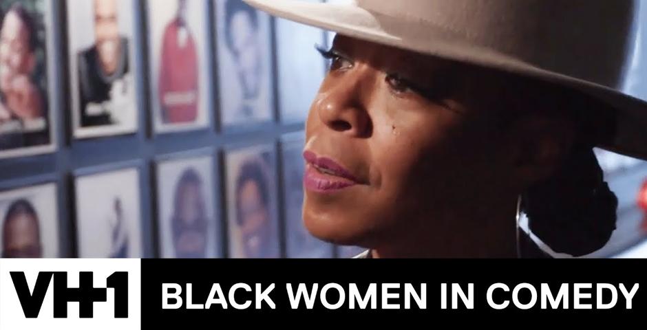 Webby Award Winner - All Jokes Aside: Black Women In Comedy (VH1 Digital)