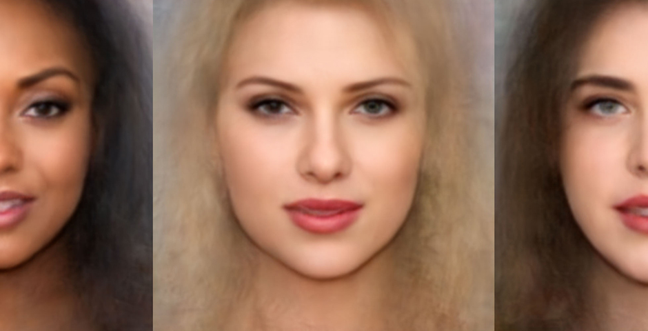 People's Voice - AI Portraits