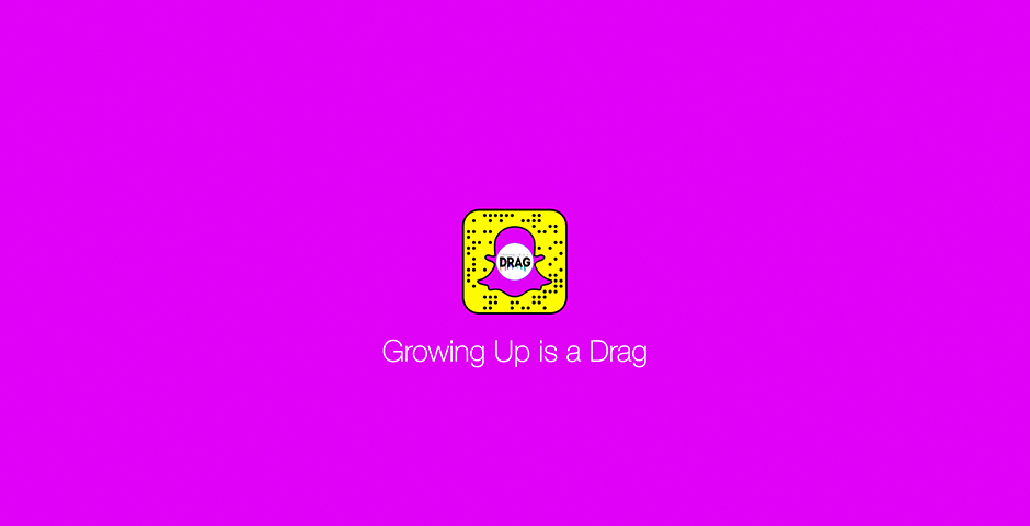 Nominee - Growing Up Is a Drag