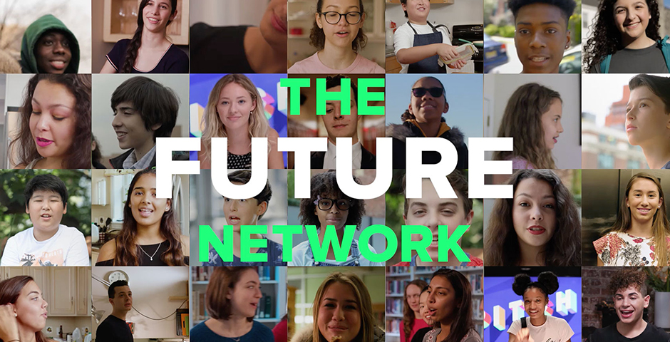 Nominee - The Future Network