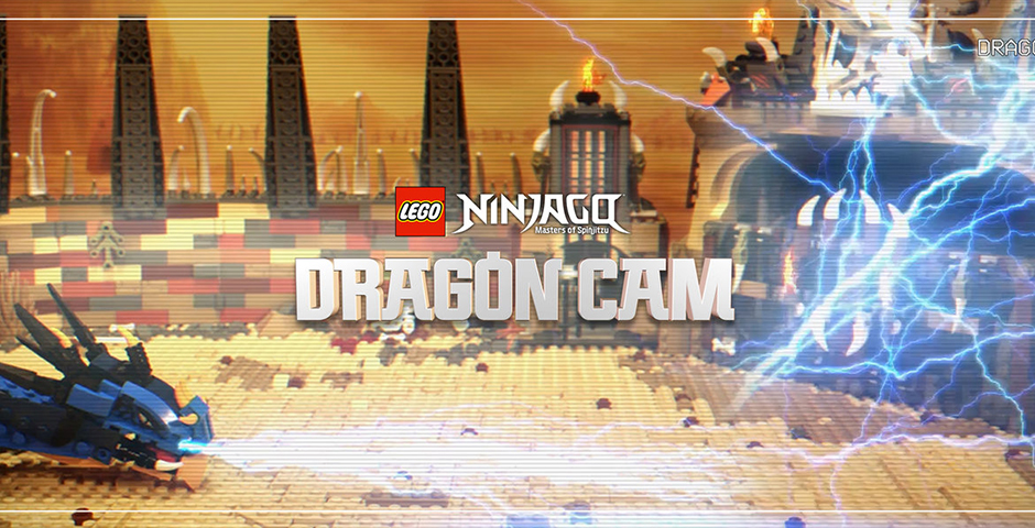 Nominee - LEGO Systems – Ninjago Dragon Cam