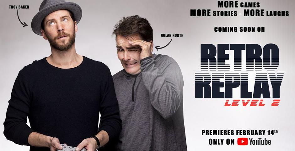 Nominee - RETRO REPLAY