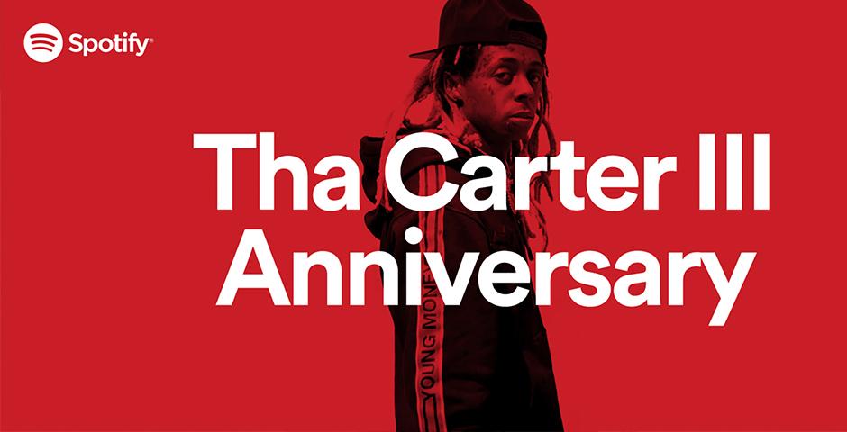 Webby Award Winner - Tha Carter III Anniversary