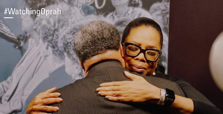 Honoree - Watching Oprah: The Oprah Winfrey Show and American Culture