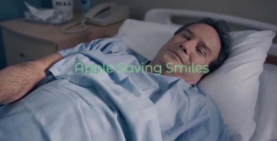Nominee - Apple_Saving Smiles