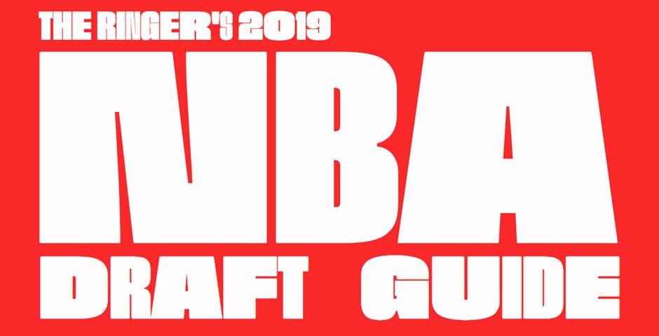 Webby Award Winner - NBA Draft Guide