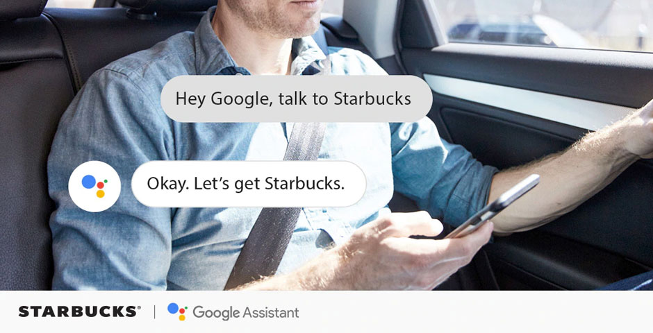 Nominee - Starbucks (Action on Google)