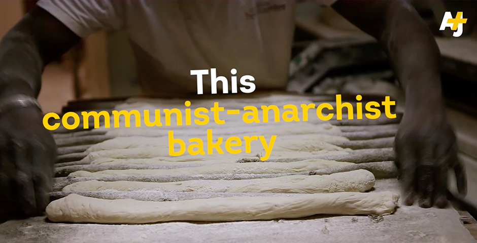 Nominee - The anarchist-communist bakery of Paris