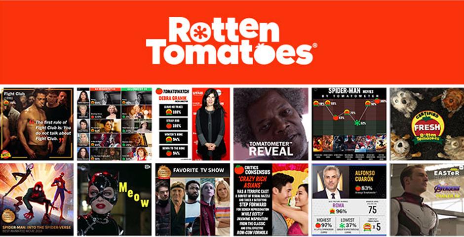 Nominee - Rotten Tomatoes