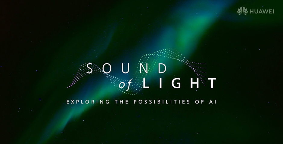 Nominee - Huawei: Sound of Light