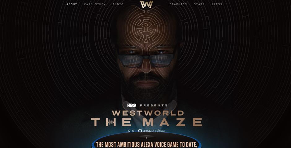 - HBO Westworld: The Maze