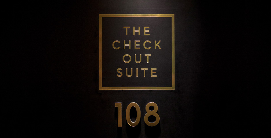Nominee - The Check Out Suite