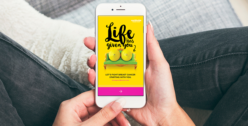 Nominee - Know Your Lemons: A Breast Health Education App
