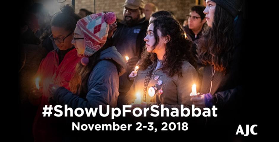 Nominee - AJC's Show Up For Shabbat Campaign