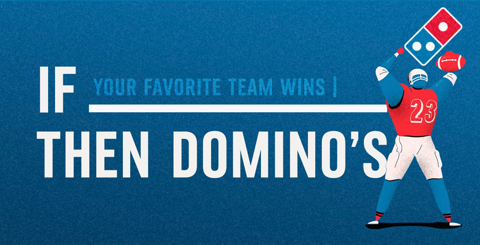 Nominee - If This Then Domino's