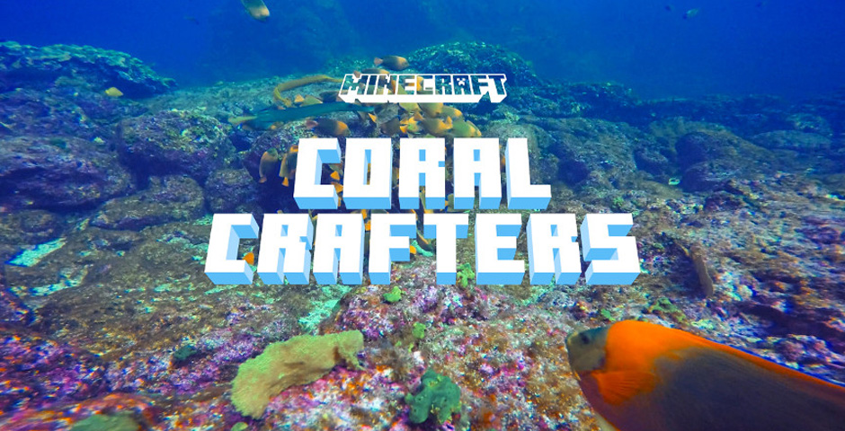 Webby Award Winner - Minecraft Coral Crafters