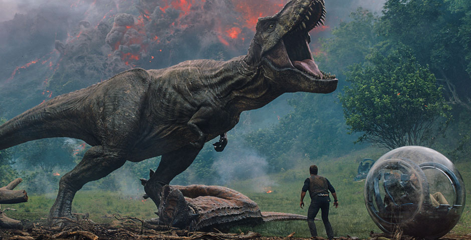 Nominee - Jurassic World Fallen Kingdom