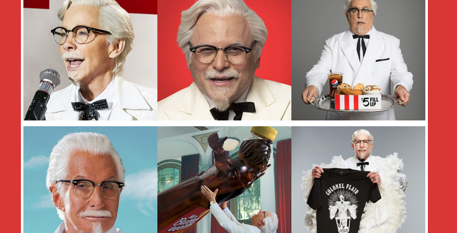 - The Return of Colonel Sanders