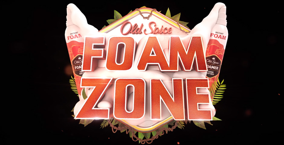 Nominee - Old Spice Foam Zone