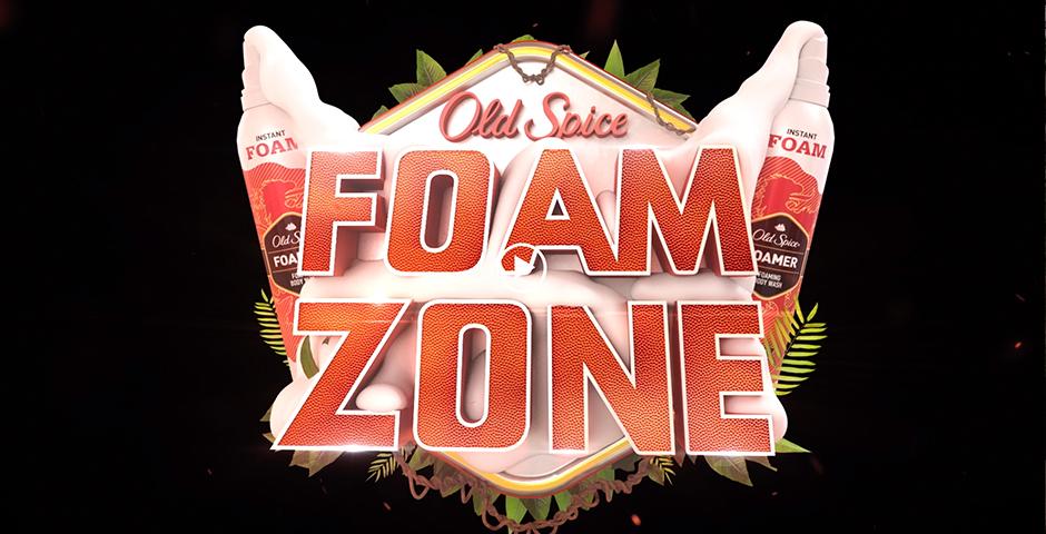 Nominee - Old Spice – Foam Zone