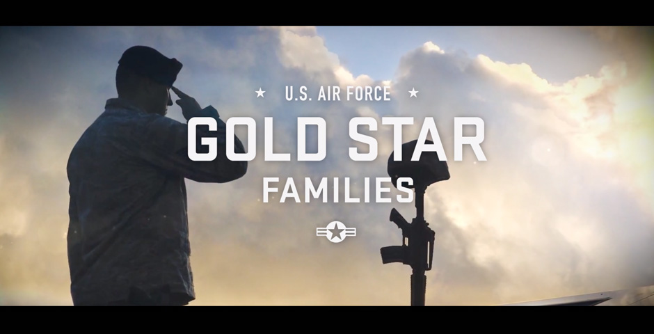 U.S Air Force Gold Star Families