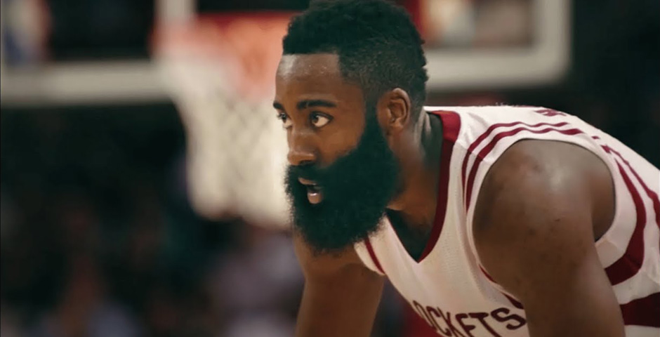 """Nominee - adidas, James Harden """"Imma Be a Star"""""""