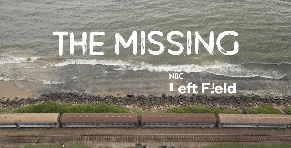 Webby Award Nominee - The Missing