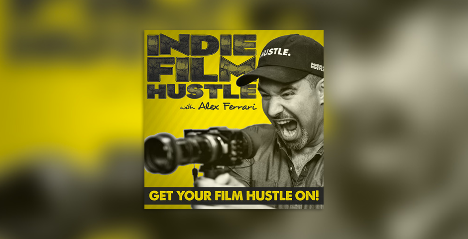 Nominee - Indie Film Hustle Podcast