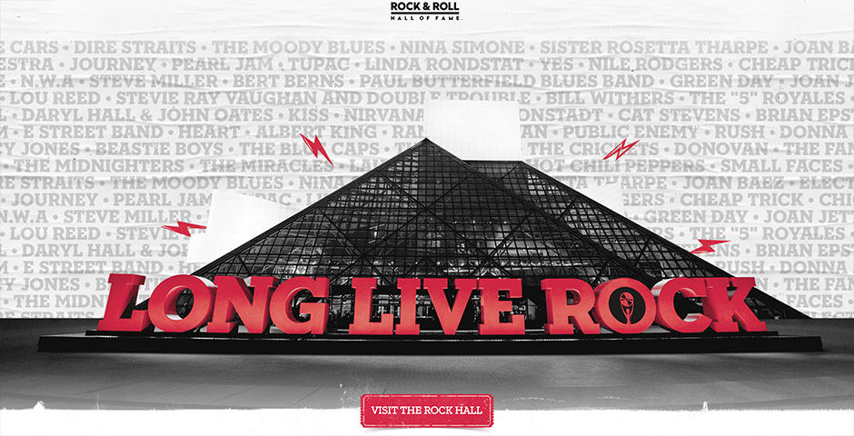 Rock & Roll Hall of Fame: RockHall.com