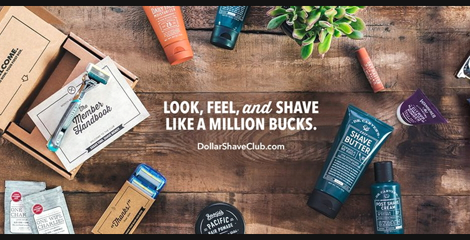 Nominee - Dollar Shave Club