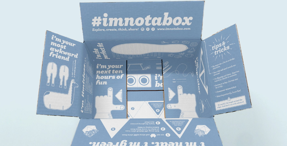 Honoree - Zappos #ImNotABox Campaign