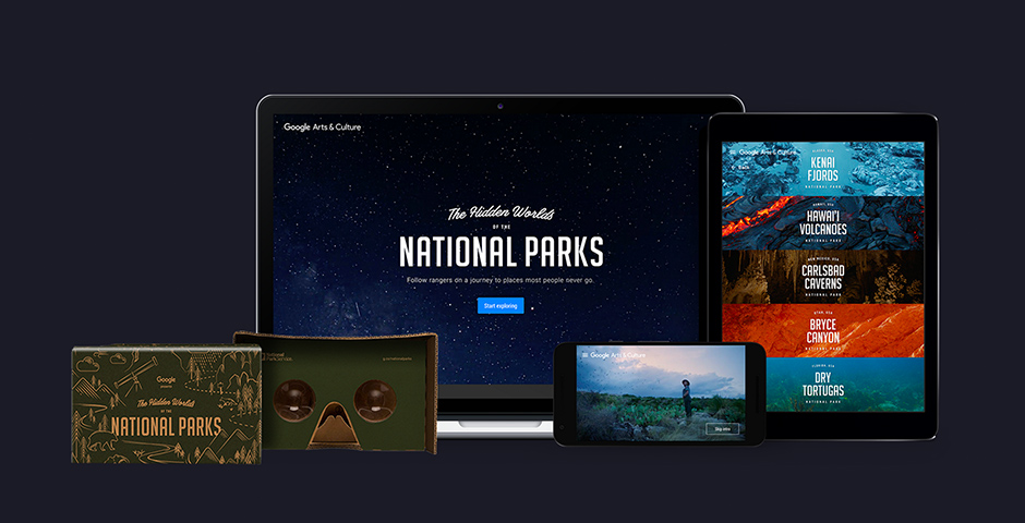 Nominee - The Hidden Worlds of the National Parks