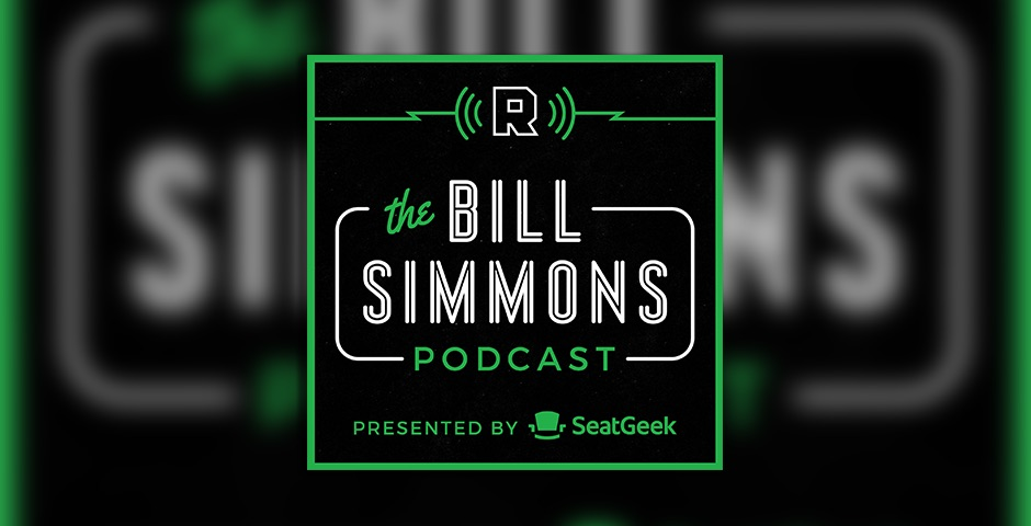 Honoree - The Bill Simmons Podcast by The Ringer