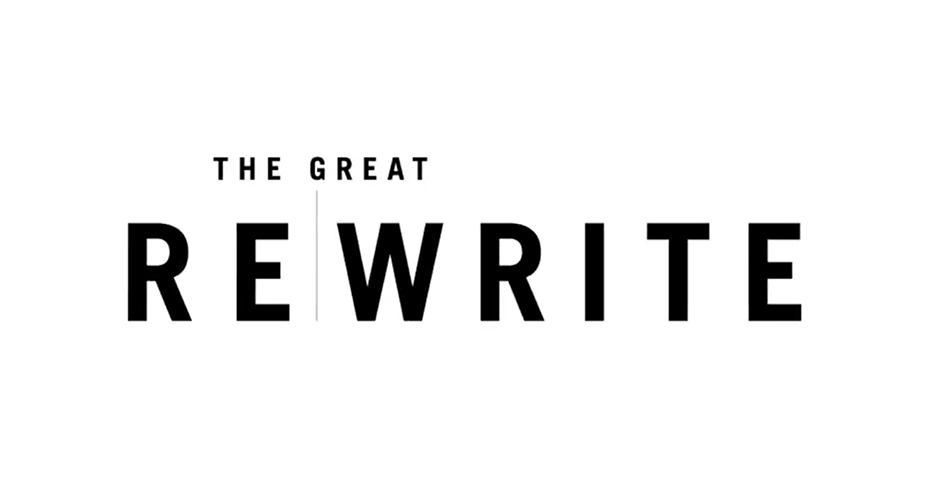 Honoree - Forbes Brand Productions and KPMG- The Great Rewrite