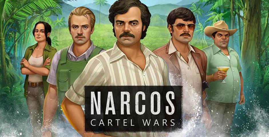 Honoree - Narcos: Cartel Wars