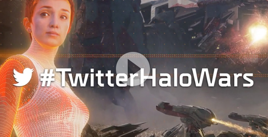 Honoree - #TwitterHaloWars