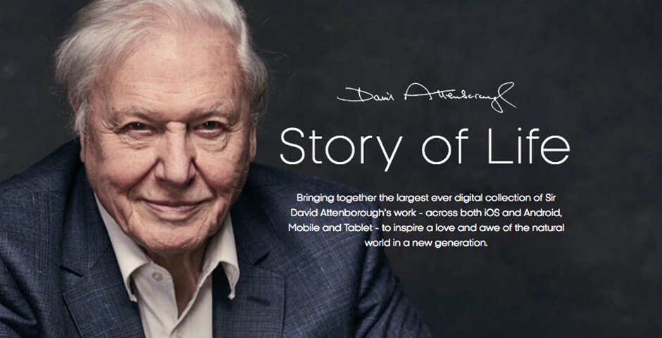 Nominee - Sir David Attenborough's Story of Life