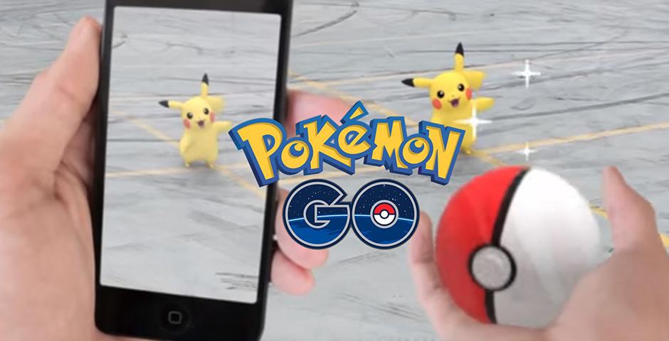 People's Voice / Webby Award Winner - Pokémon GO