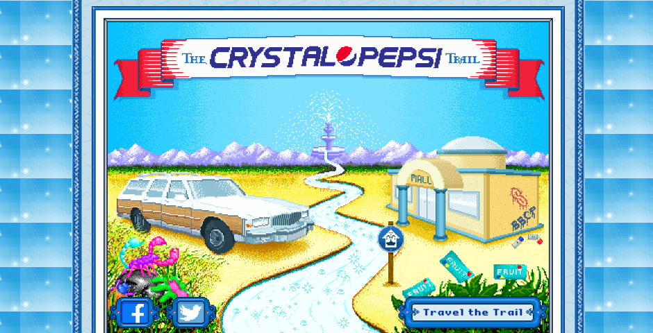 Honoree - The Crystal Pepsi Trail
