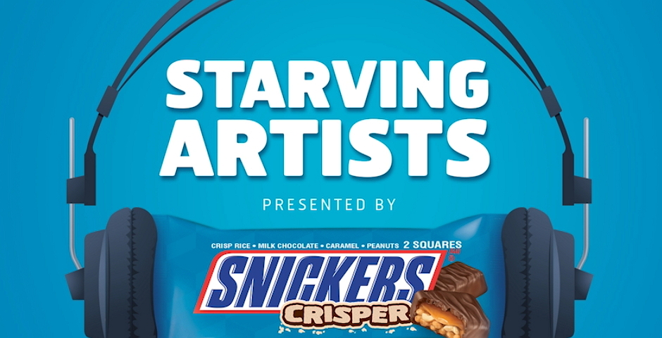 Honoree - Snickers Crisper Starving Artists