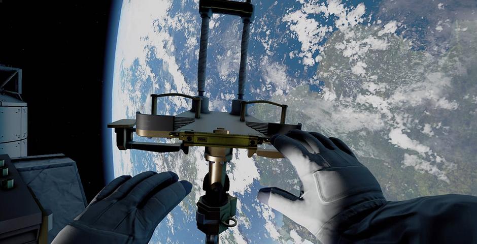 Webby Award Winner - BBC Home: A VR Spacewalk