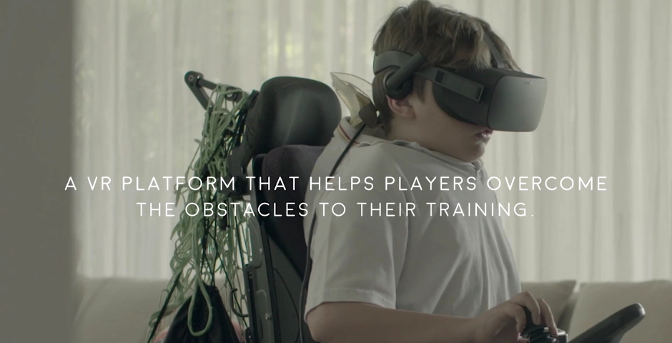 Honoree - VR Power Trainer
