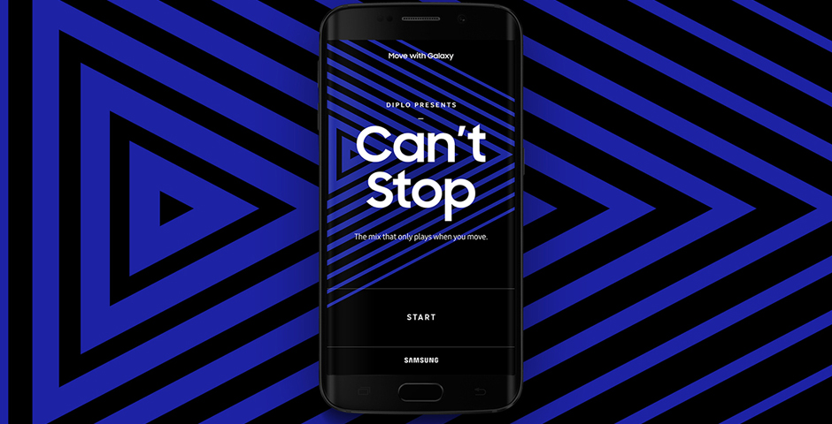 Webby Award Winner - Can't Stop