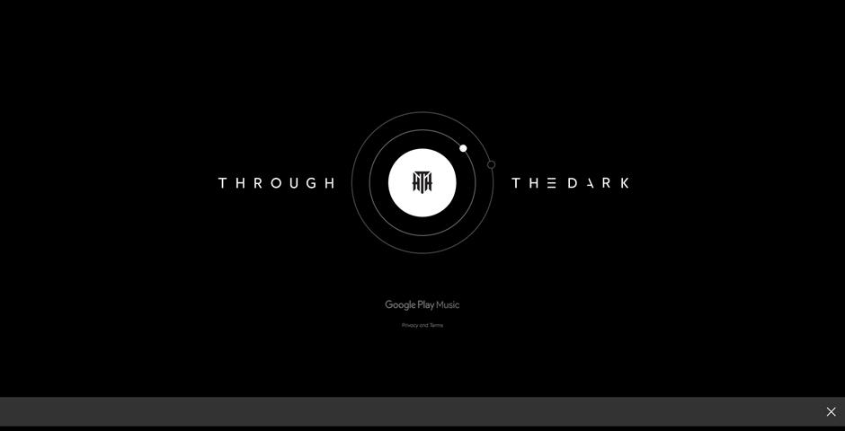 People's Voice / Webby Award Winner - Through the Dark