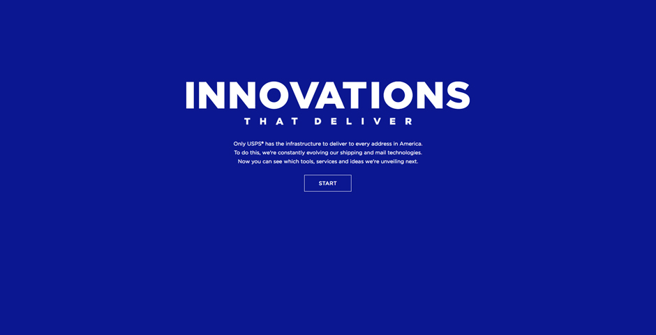 Honoree - United States Postal Service – Innovations That Deliver