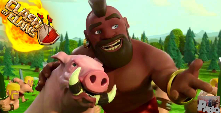 Honoree - Clash of Clans: Hog Rider 360