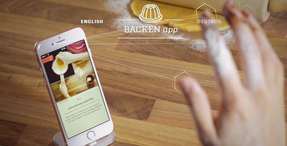 Honoree - The Dr. Oetker Baking App