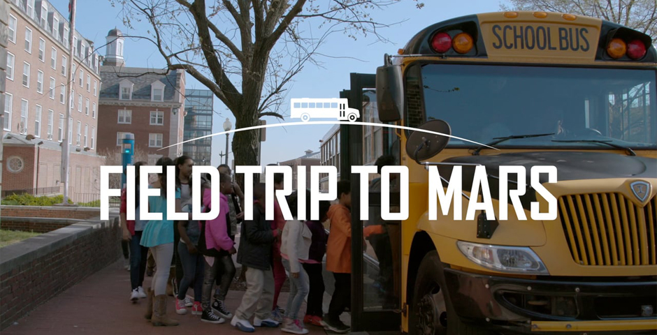 - The Field Trip to Mars