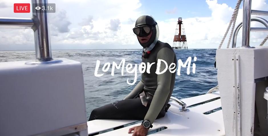 Honoree - #LoMejorDeMi
